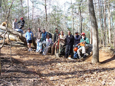 trail Crew Leaders Course - SABA