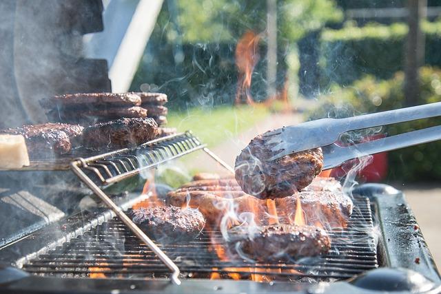 SABA end of season cookout