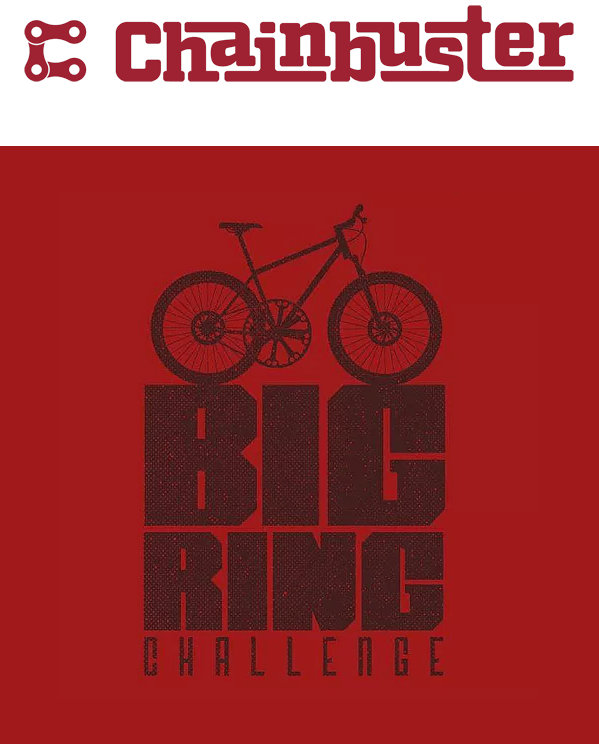 Chainbuster Big Ring Challenge Race September 19th at Jackrabbit