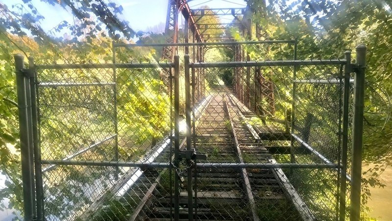 "Sign the Petition – Help Bring ""Rails to Trails""to Murphy NC"