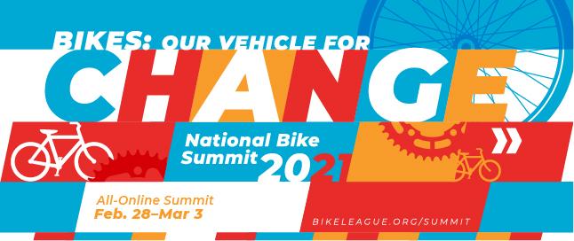 National Bike Summit 2021 – It's a Wrap!